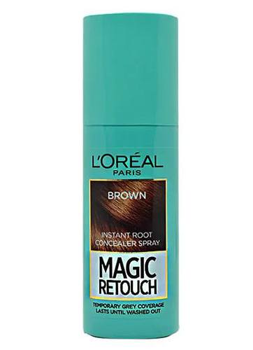 Luxury Instant Hair Color Spray