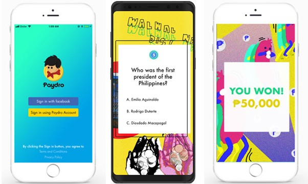 All About Paydro Live Trivia Game Show App