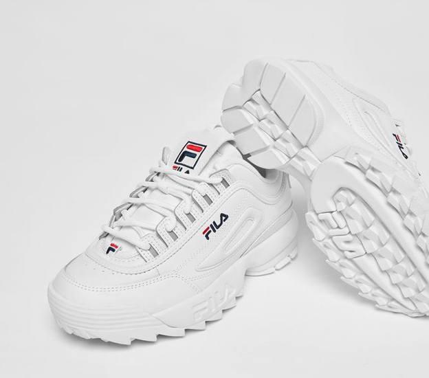 4456aac13802 Fila Disruptor II Chunky Sneaker Trend