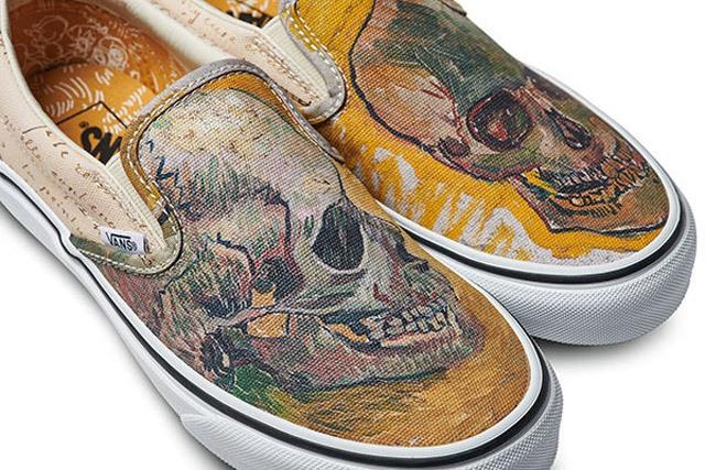 517b5eb6c5e45a Vans x Vincent Van Gogh Slip-On in