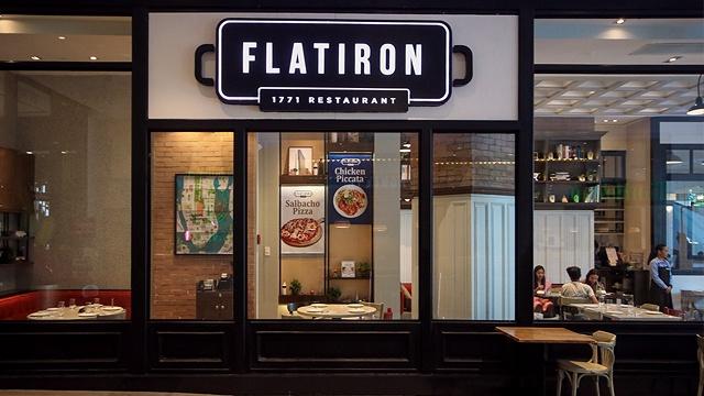 Flatiron 1771 Unveils New Look And Outdoor Bar