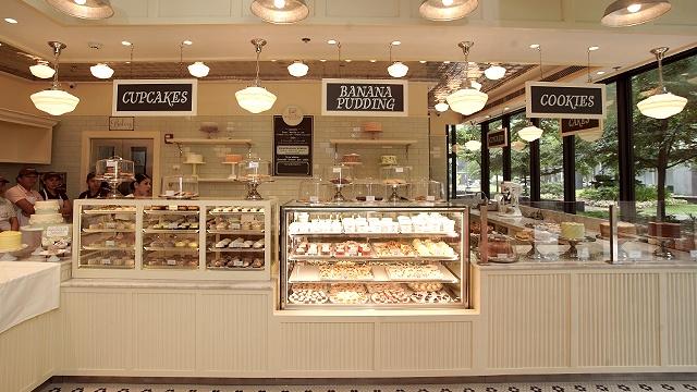 Magnolia Bakery Now Open As M Bakery In Manila Spot Ph