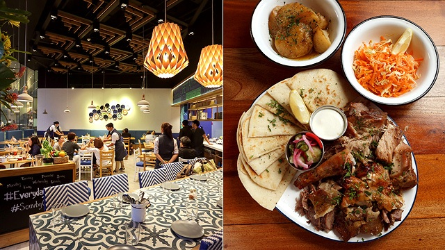 10 Great Places For Mediterranean Food In Manila