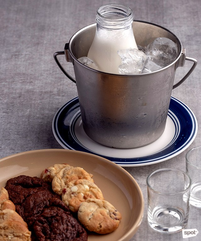Mom's Milk and Cookies