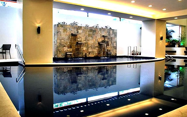 Great Indoor Hotel Swimming Pools in Metro Manila