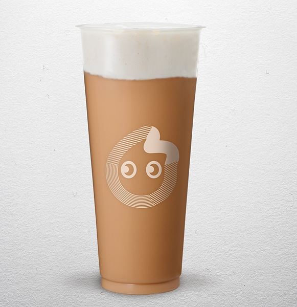 Coco Salty Cream Milk Tea