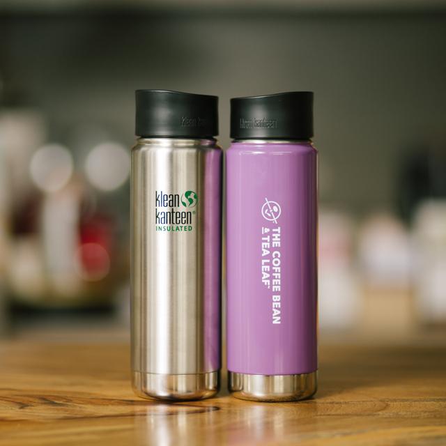 The Coffee Bean & Tea Leaf x Klean Kanteen Tumbler Collection