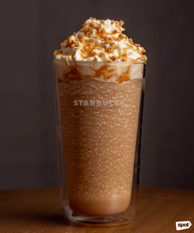 Starbucks Reserve Has New Pastries And Drinks