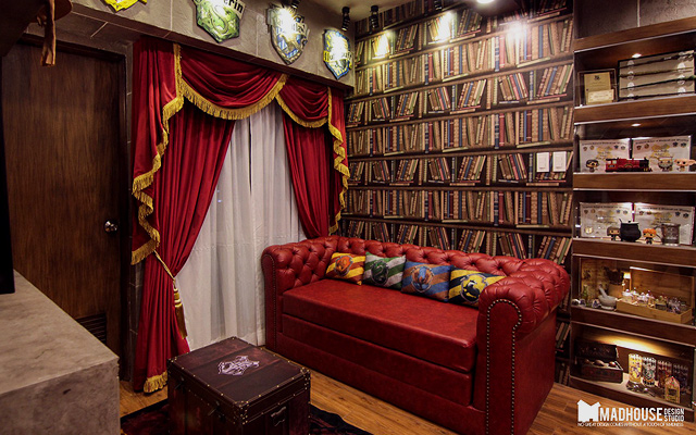 Harry Potter Themed Room In Tagaytay