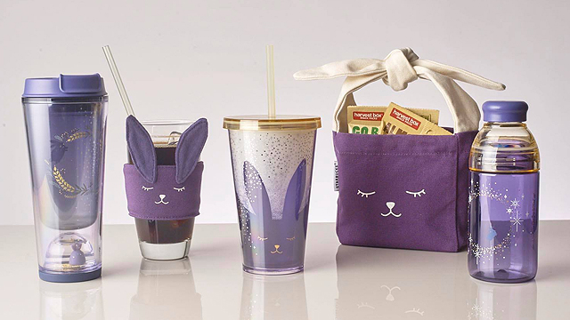 starbucks bunny tumbler collection spot ph