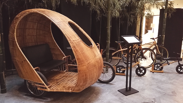 Manila Fame 2018 Puts The Spotlight On The Bamboo Padyak
