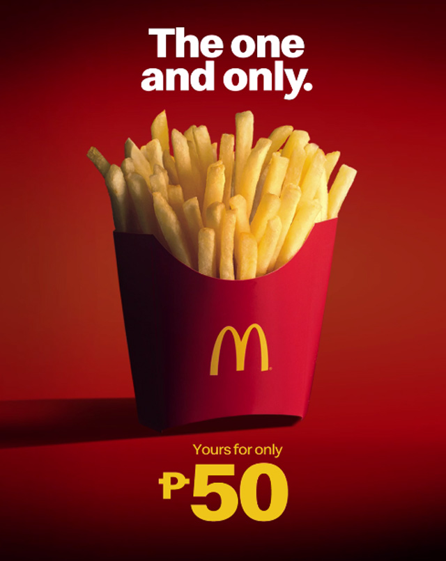 Mcdonald S Has Rolled Back The Price Of Their French Fries