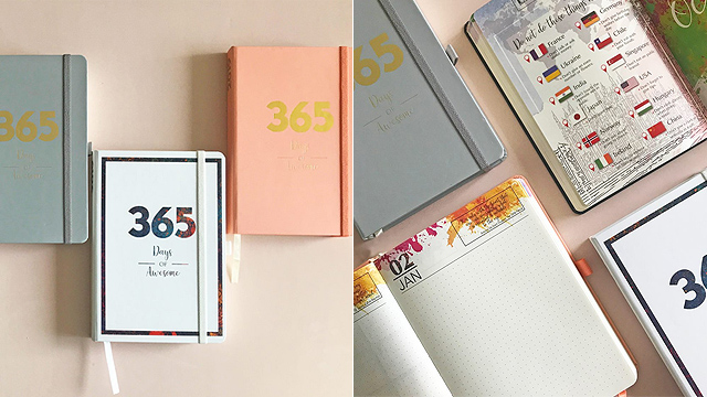 National Book Store Limelight 2019 Planners Spot Ph