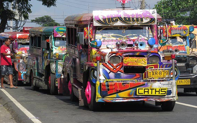 Jeepney In The Philippines Jeep Knee Is It The End Of An Era