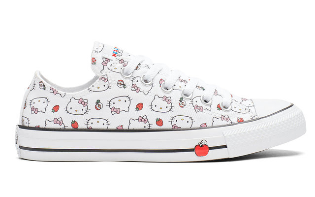 Hello Kitty x Converse New Collection  fffc9fe2fae9b