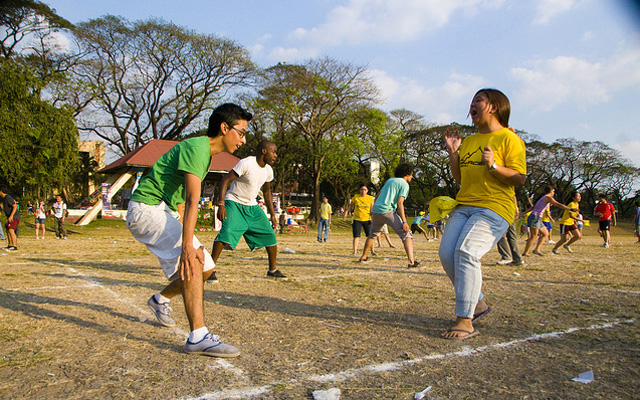 Philippine traditional games