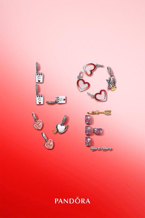 Pandora Valentine S Collection 2019
