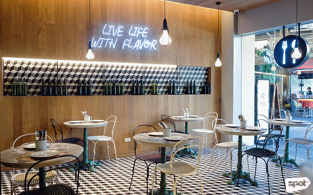 Bench Cafe Opens Second Branch At Greenbelt 3 Makati City