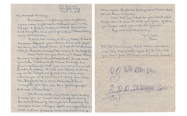 Love Letters Between Filipino Couples in the Past