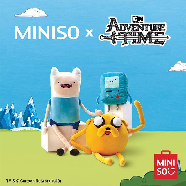 New Adventure Time Lumpy Space Princess Car Neck Pillow Miniso