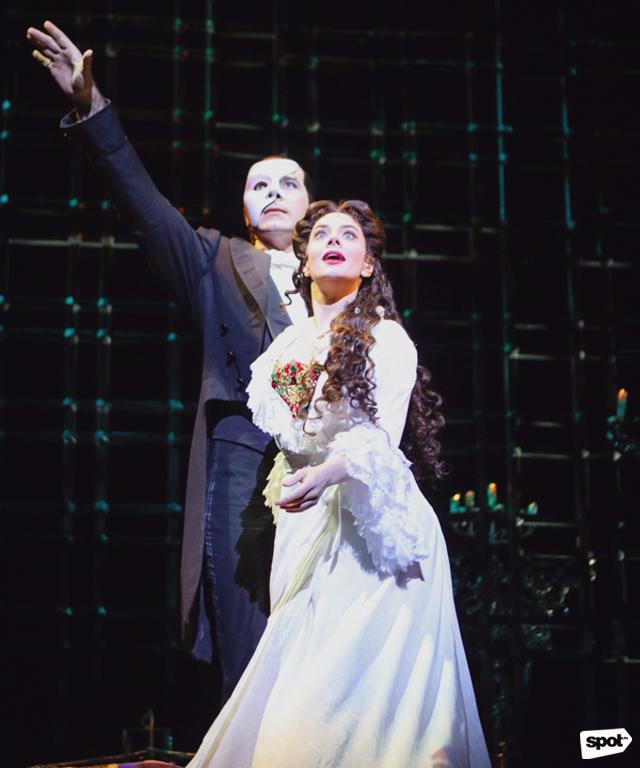 PHOTOS: <em>The Phantom of the Opera</em> Is a Feast for the Senses