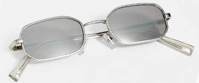d8df52f21a9 Sunglasses with Small Rectangular Lenses (P795) from Stradivarius