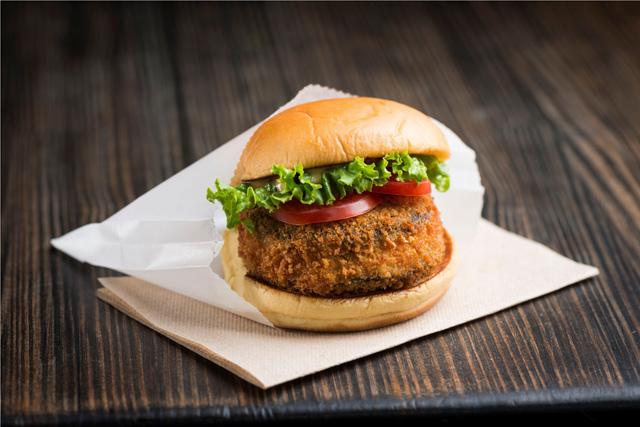 'Shroom Burger