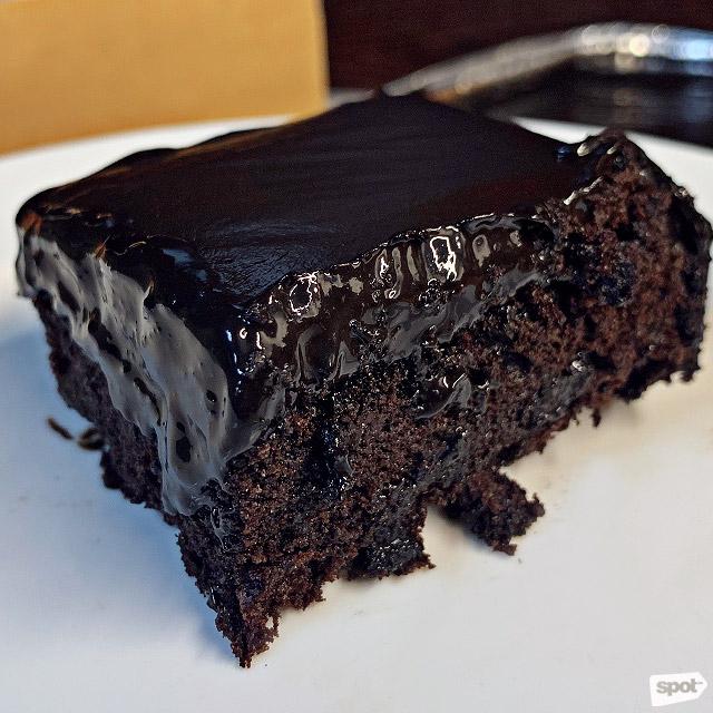 Big Al's chocolate cake