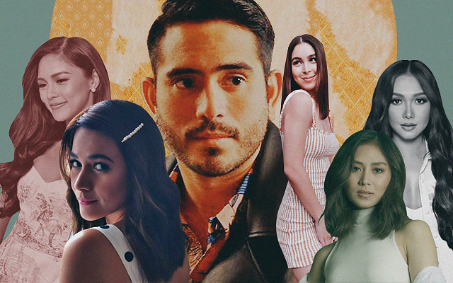A Look Into Gerald Anderson's Dating History