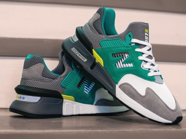 New Balance's New 997 Sport Sneakers Are Available in Manila
