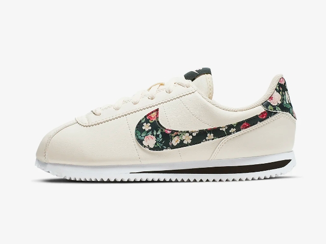 Nike Cortez Vintage Floral Sneakers