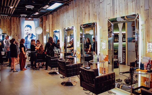 Quezon City Hair Salons, Nail Salons, and Spas