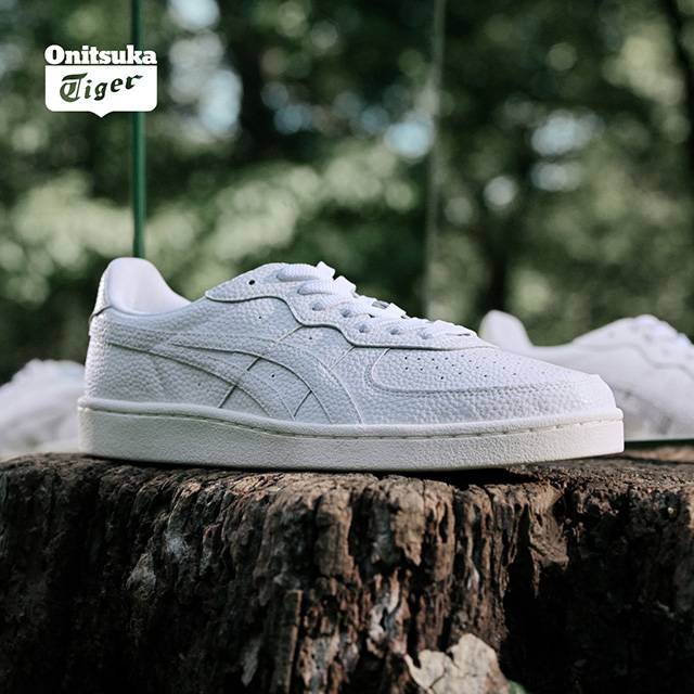 Collection Features All-White Sneakers