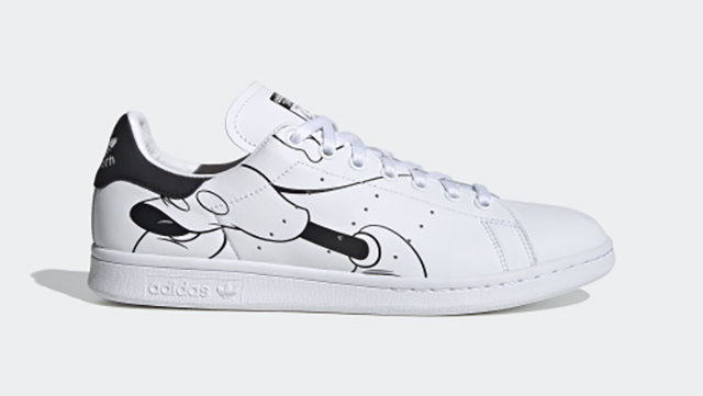 Adidas x Mickey Mouse Sneaker Collection