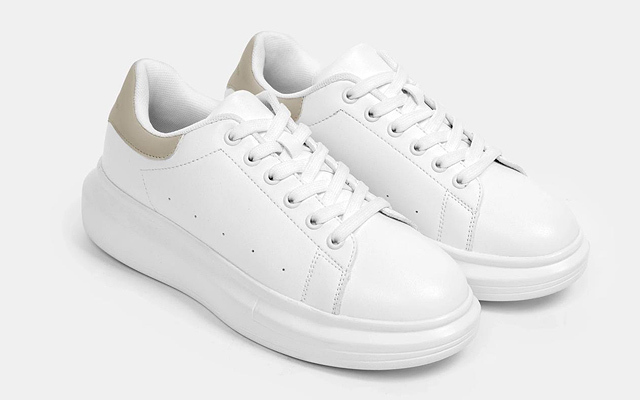 Superlight White Sneakers
