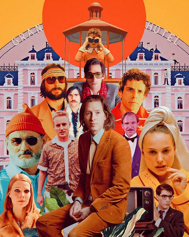 Wes Anderson Movie