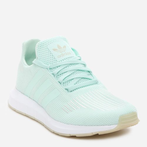 Adidas Ladies' Swift Run Running Shoes in Mint (P2,500 from P5,000)
