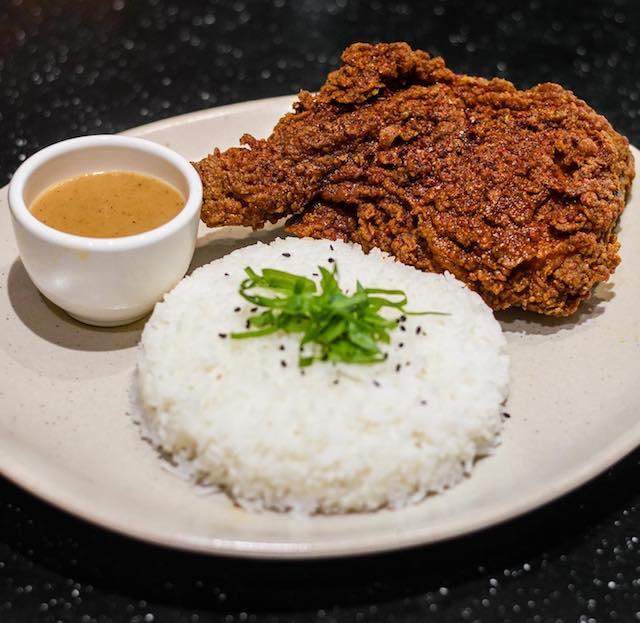 Bad Bird's Umami Fried Chicken