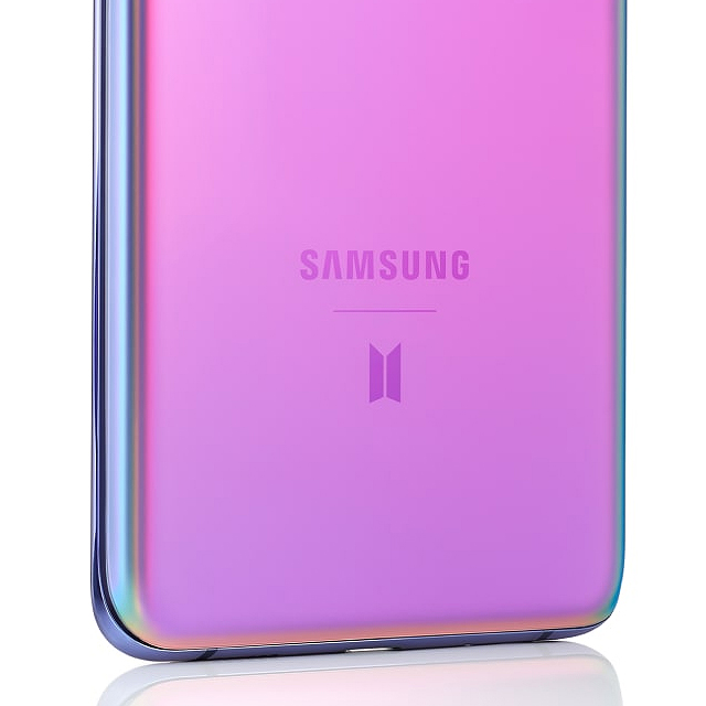 Look Samsung Galaxy S20 5g And Buds Bts Edition