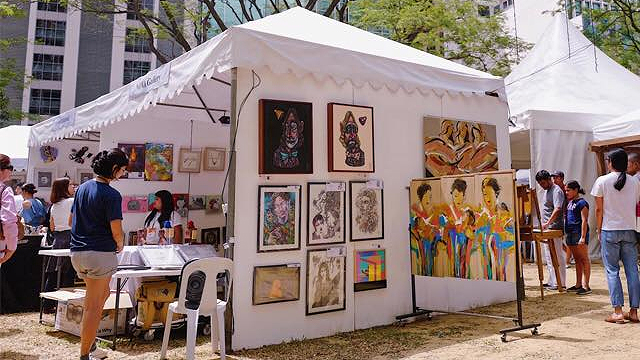 Art in the Park 2021