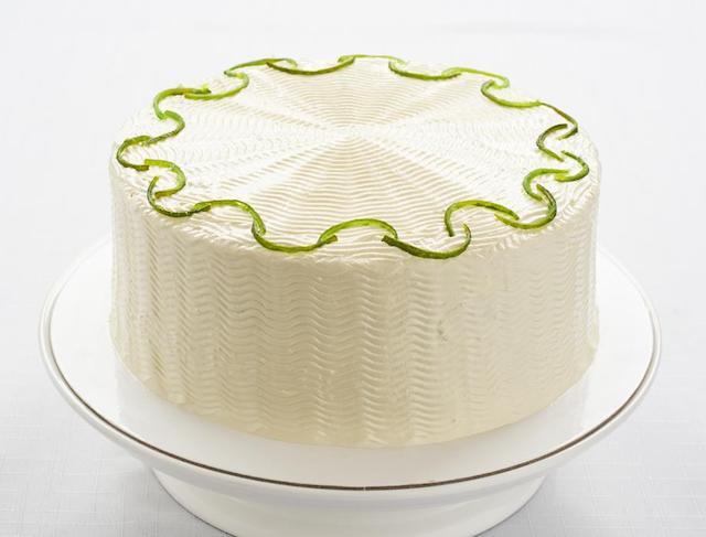 Dayap Chiffon Cake from The Chocolate Kiss Café
