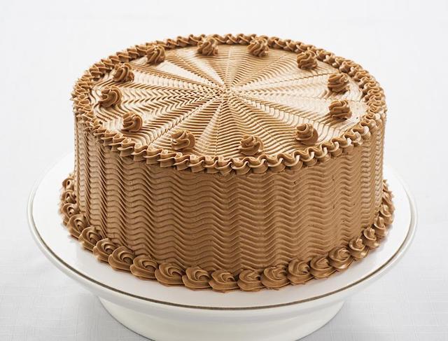 Kahlua Butter Cake from The Chocolate Kiss Café