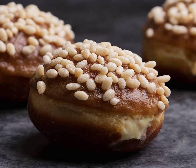 Mangga't Suman Doughnut by Poison