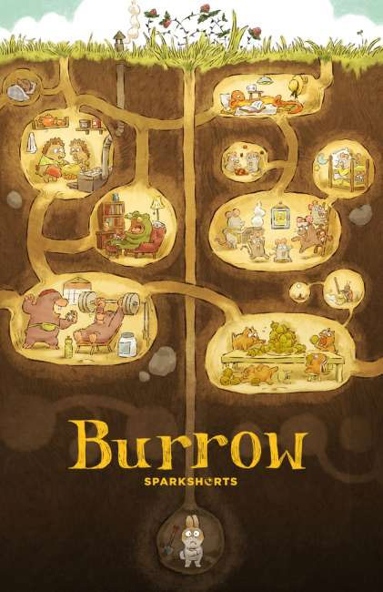 Pixar's Burrow