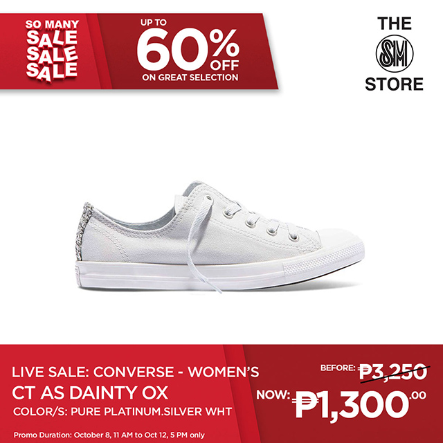 Converse Sneakers Sale at The SM Store