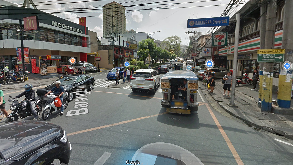 Barangka Drive, Mandaluyong