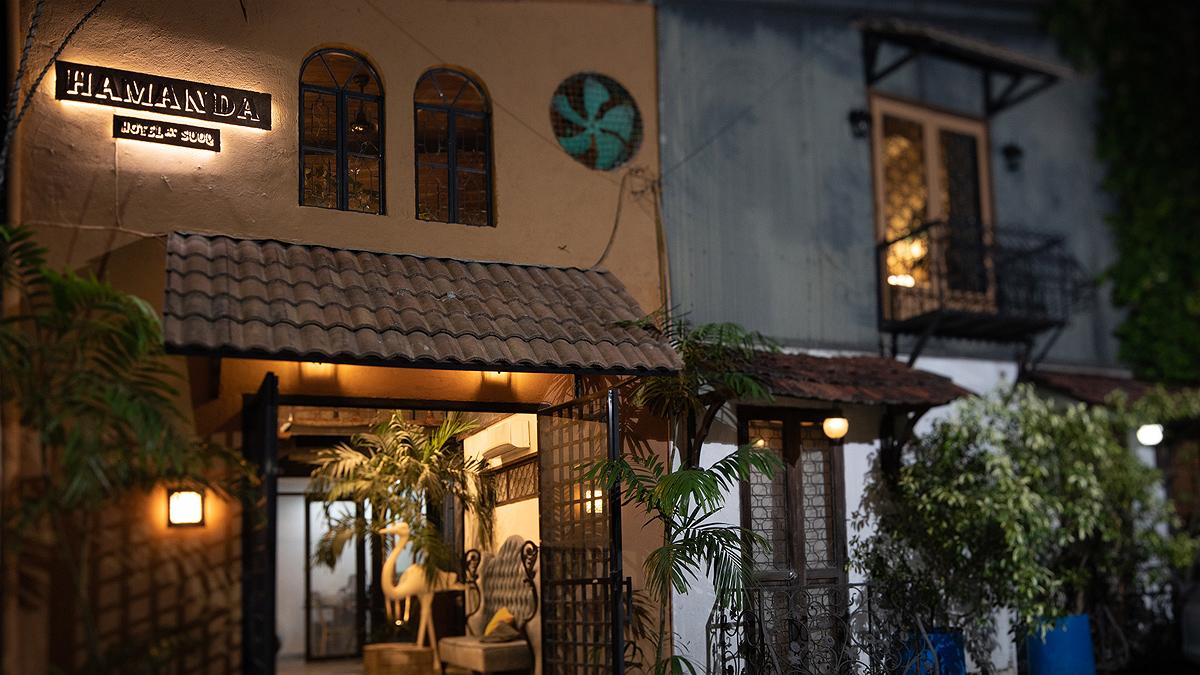 Hamanda Hotel, San Fernando, Pampanga