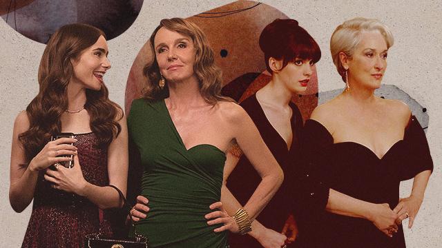 Emily in Paris vs The Devil Wears Prada