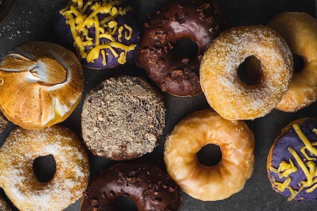 underrated doughnuts in metro manila: Rogue Doughnuts