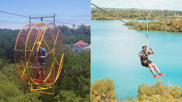 Roll Like a Hamster at This Fun-Filled Adventure Park